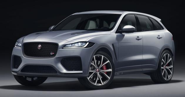 Jaguar planning flagship J-Pace SUV, 2021 debut