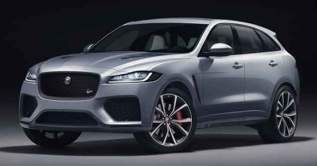 Jaguar planning flagship J-Pace SUV, 2021 debut - paultan.org