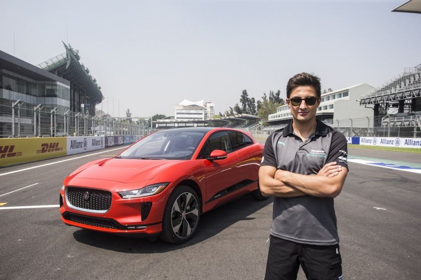 Jaguar I-Pace – brand's first all-electric vehicle debuts with 400 PS, 0-100 km/h in 4.8 seconds, 480 km range Image #785020