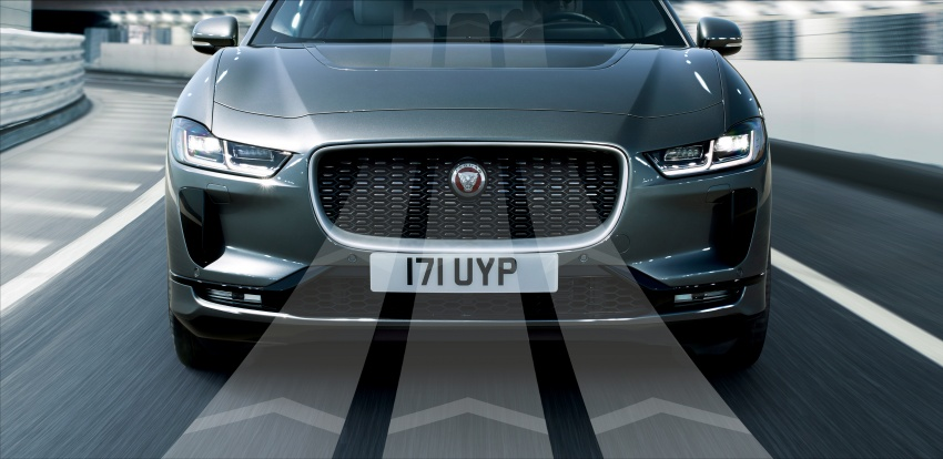 Jaguar I-Pace – brand's first all-electric vehicle debuts with 400 PS, 0-100 km/h in 4.8 seconds, 480 km range Image #784994
