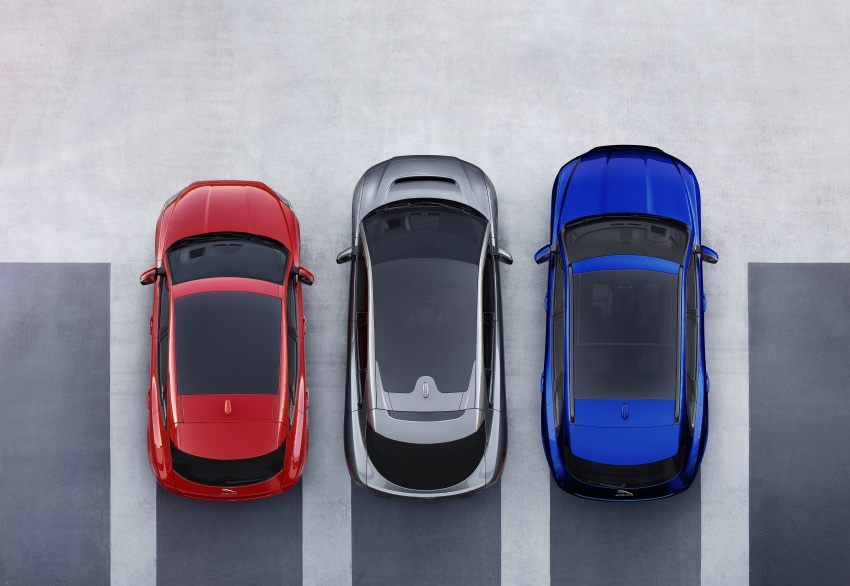 Jaguar I-Pace – brand's first all-electric vehicle debuts with 400 PS, 0-100 km/h in 4.8 seconds, 480 km range Image #785011