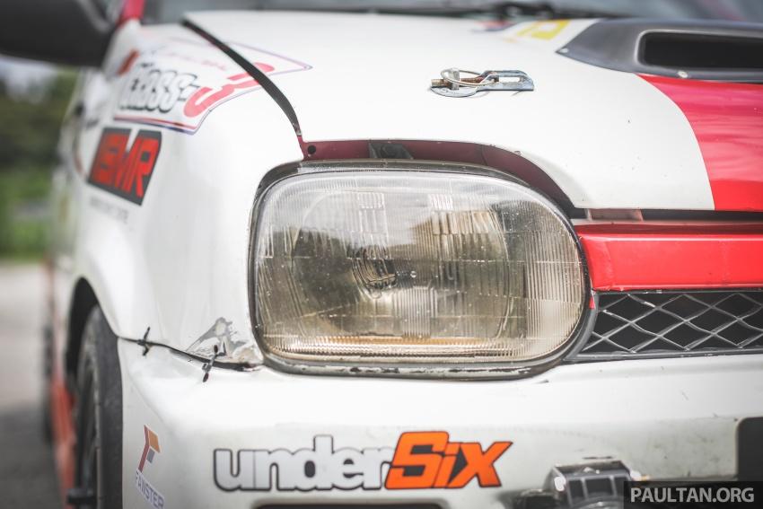 Perodua Kancil – baka perlumbaan dari Rawang Image #800054