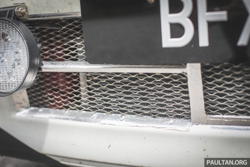 Perodua Kancil – baka perlumbaan dari Rawang Image #800057