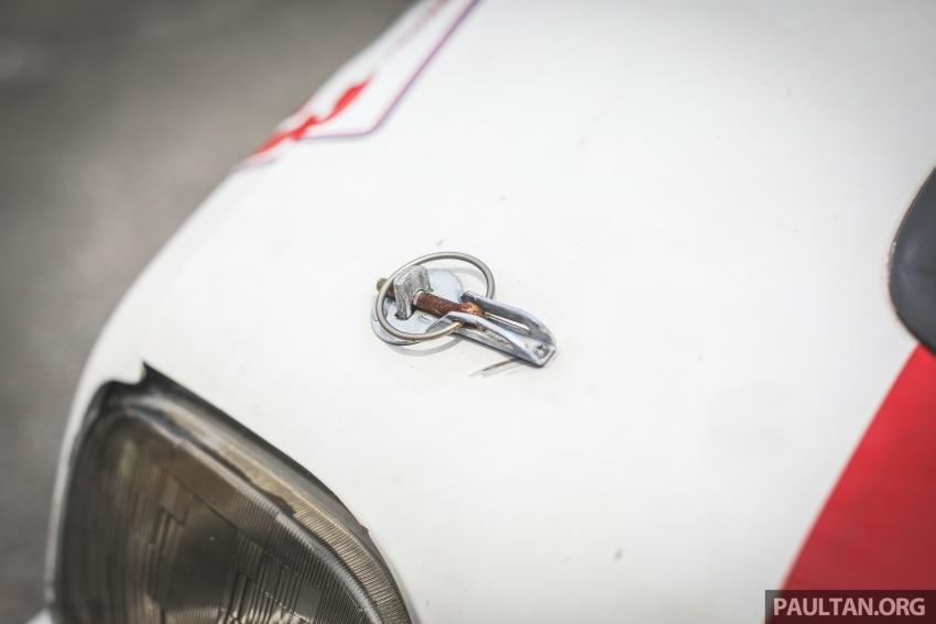 Perodua Kancil – baka perlumbaan dari Rawang Image #800058