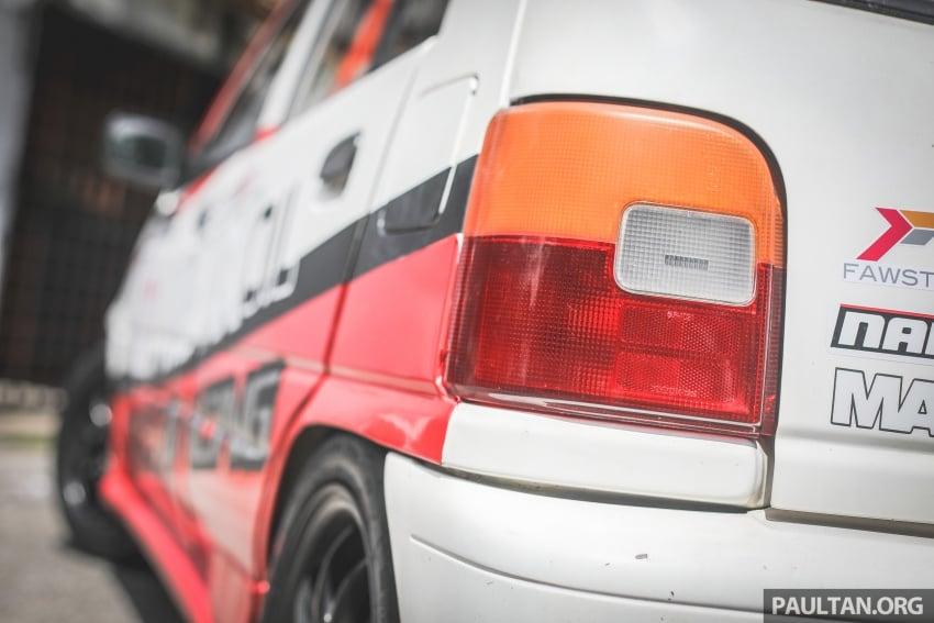 Perodua Kancil – baka perlumbaan dari Rawang Image #800070