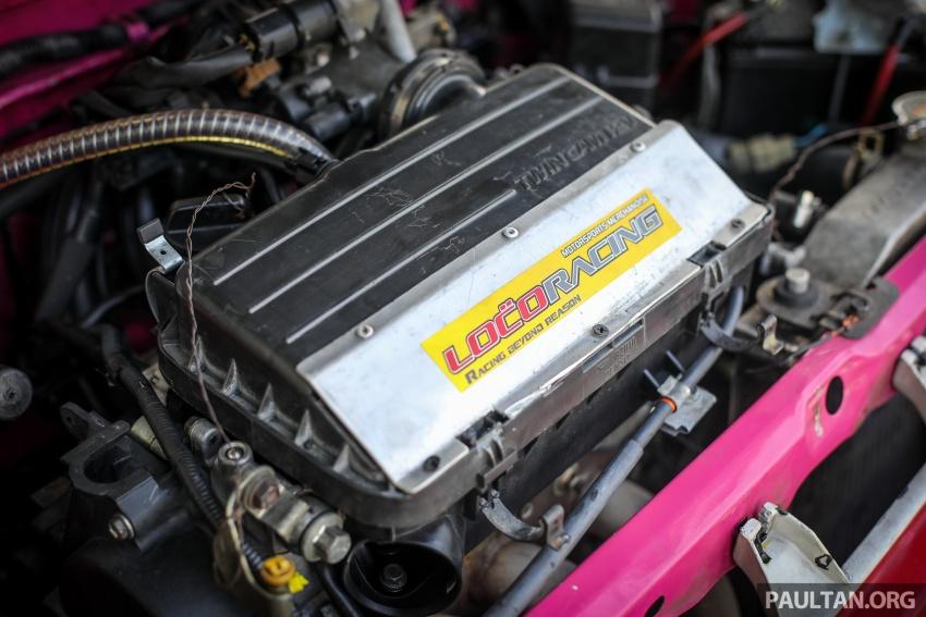 Perodua Kancil – baka perlumbaan dari Rawang Image #800079
