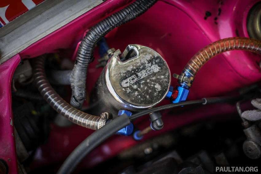 Perodua Kancil – baka perlumbaan dari Rawang Image #800080