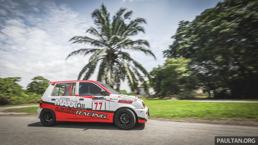 Perodua Kancil – baka perlumbaan dari Rawang Image #800051