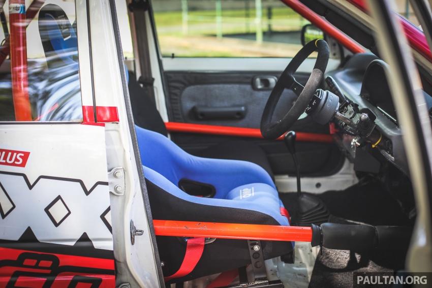 Perodua Kancil – baka perlumbaan dari Rawang Image #800092