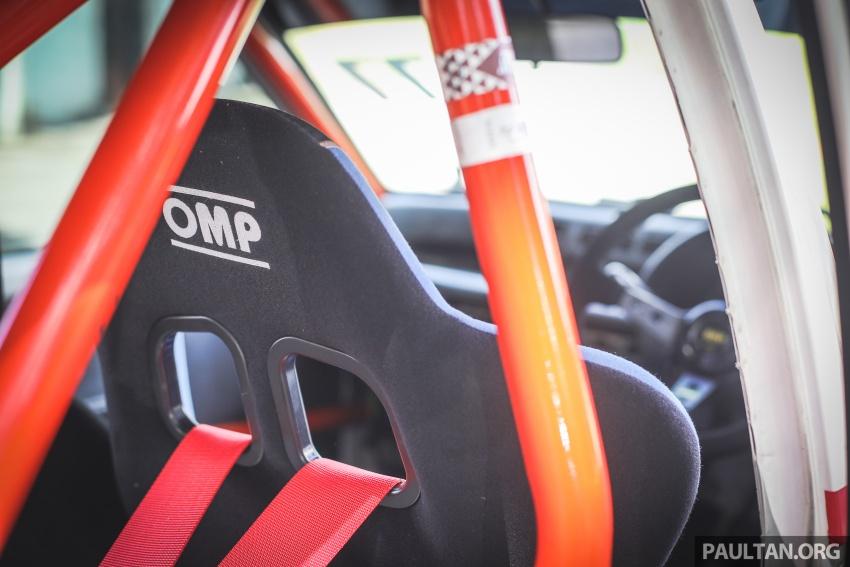 Perodua Kancil – baka perlumbaan dari Rawang Image #800099