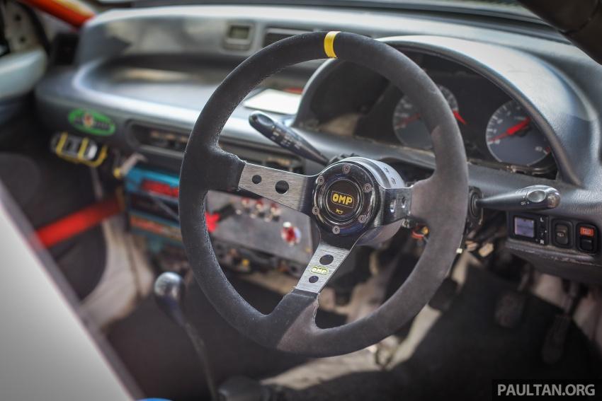 Perodua Kancil – baka perlumbaan dari Rawang Image #800083