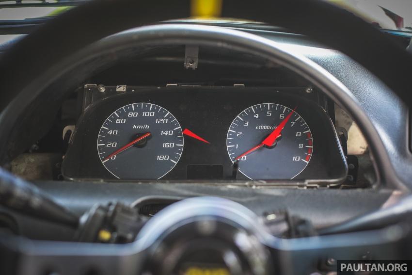 Perodua Kancil – baka perlumbaan dari Rawang Image #800086