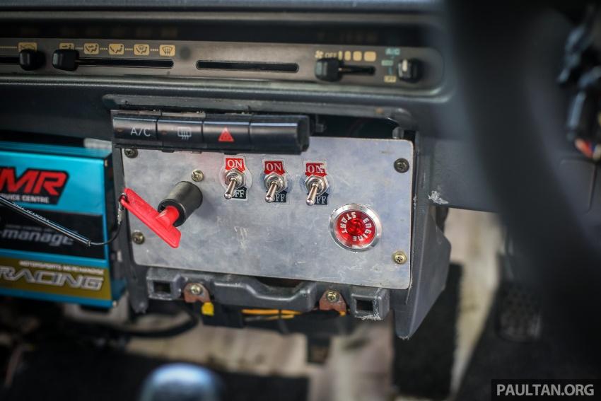 Perodua Kancil – baka perlumbaan dari Rawang Image #800087