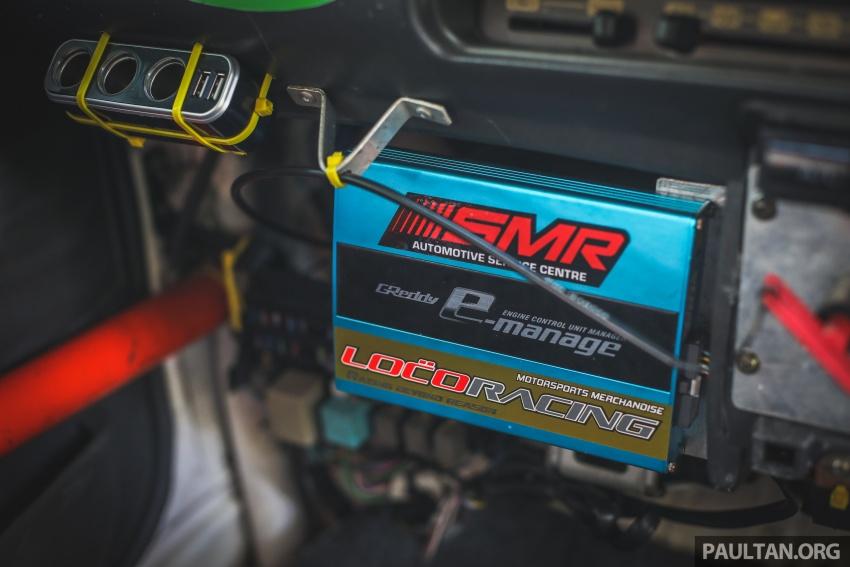 Perodua Kancil – baka perlumbaan dari Rawang Image #800088