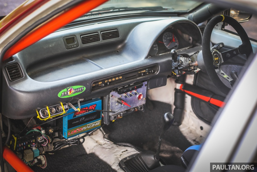 Perodua Kancil – baka perlumbaan dari Rawang Image #800090