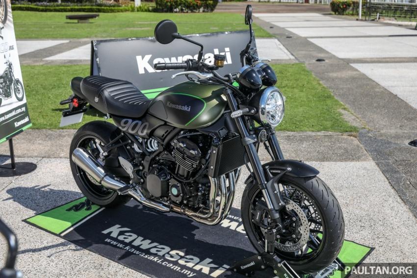PANDANGAN AWAL: Kawasaki Z900RS – rupa sahaja klasik, tapi kualiti tunggangan dan kelengkapan moden Image #790650