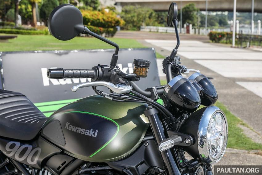 PANDANGAN AWAL: Kawasaki Z900RS – rupa sahaja klasik, tapi kualiti tunggangan dan kelengkapan moden Image #790659