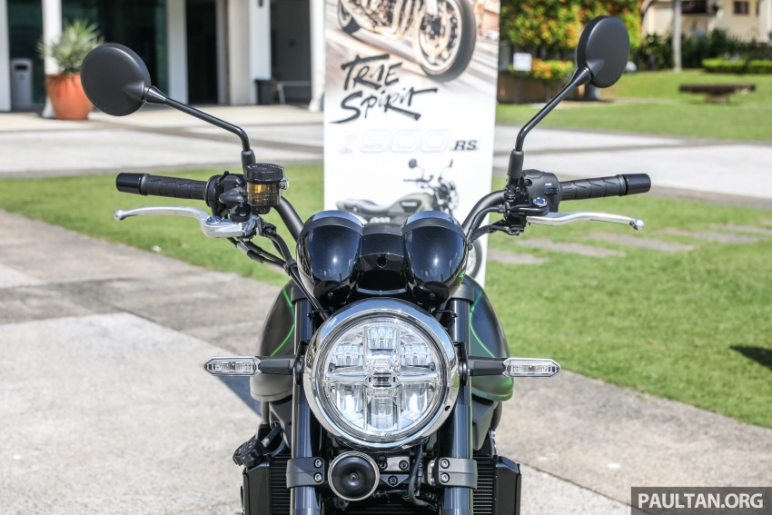FIRST LOOK: 2018 Kawasaki Z900RS – from RM67,900 Image #790007
