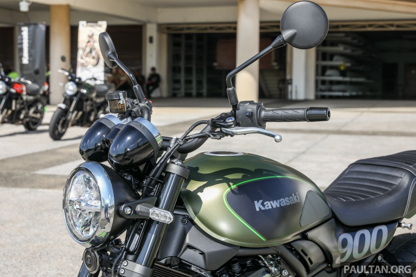 FIRST LOOK: 2018 Kawasaki Z900RS – from RM67,900 Image #790009