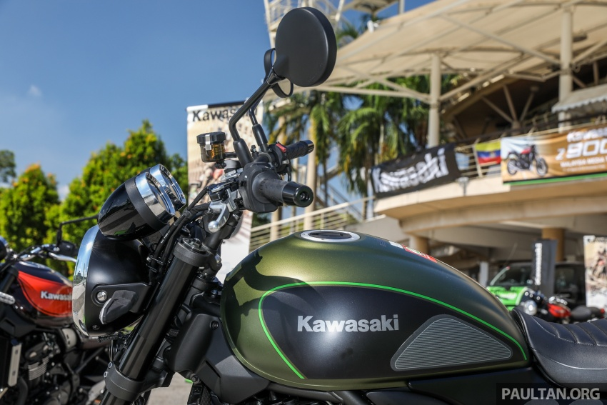FIRST LOOK: 2018 Kawasaki Z900RS – from RM67,900 Image #790010