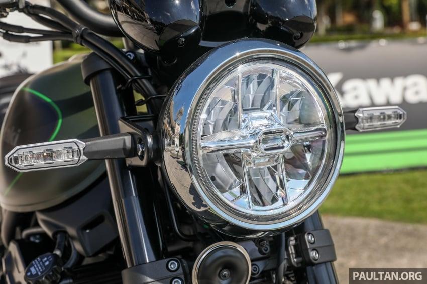 PANDANGAN AWAL: Kawasaki Z900RS – rupa sahaja klasik, tapi kualiti tunggangan dan kelengkapan moden Image #790663