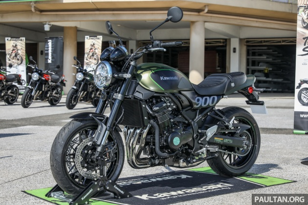 Kawasaki X Review