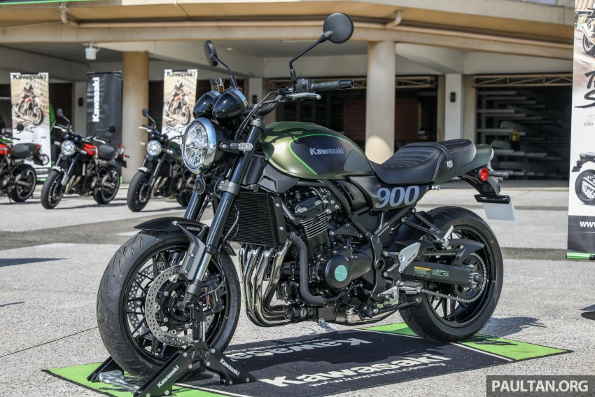 FIRST LOOK: 2018 Kawasaki Z900RS – from RM67,900 Image #789997