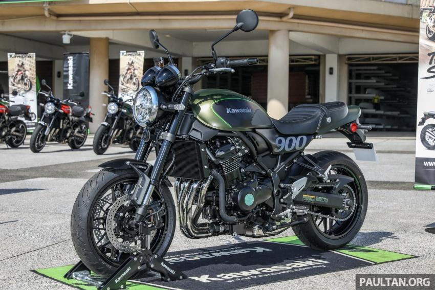 PANDANGAN AWAL: Kawasaki Z900RS – rupa sahaja klasik, tapi kualiti tunggangan dan kelengkapan moden Image #790651
