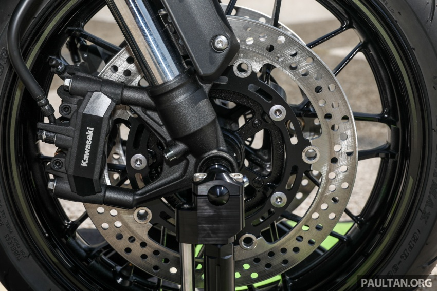 FIRST LOOK: 2018 Kawasaki Z900RS – from RM67,900 Image #790017