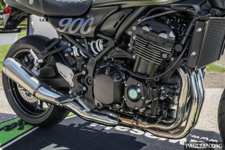 FIRST LOOK: 2018 Kawasaki Z900RS – from RM67,900 Image #790022