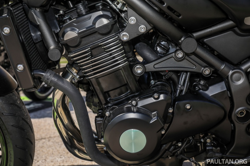 FIRST LOOK: 2018 Kawasaki Z900RS – from RM67,900 Image #790026