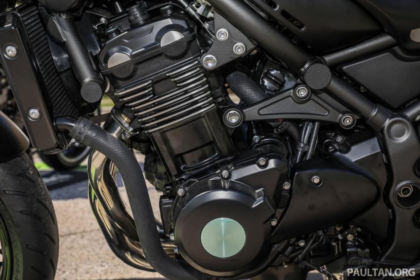 PANDANGAN AWAL: Kawasaki Z900RS – rupa sahaja klasik, tapi kualiti tunggangan dan kelengkapan moden Image #790678