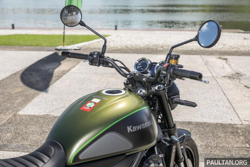 PANDANGAN AWAL: Kawasaki Z900RS – rupa sahaja klasik, tapi kualiti tunggangan dan kelengkapan moden Image #790682