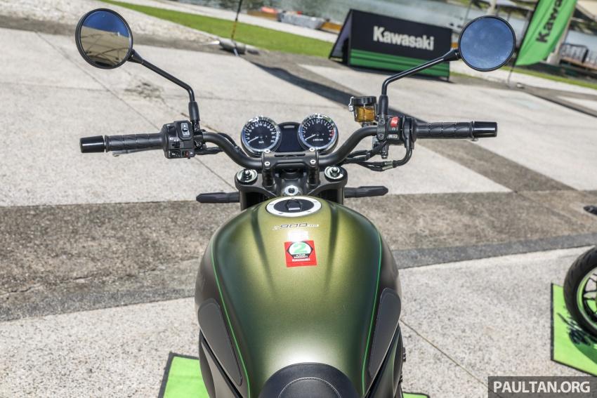 PANDANGAN AWAL: Kawasaki Z900RS – rupa sahaja klasik, tapi kualiti tunggangan dan kelengkapan moden Image #790683