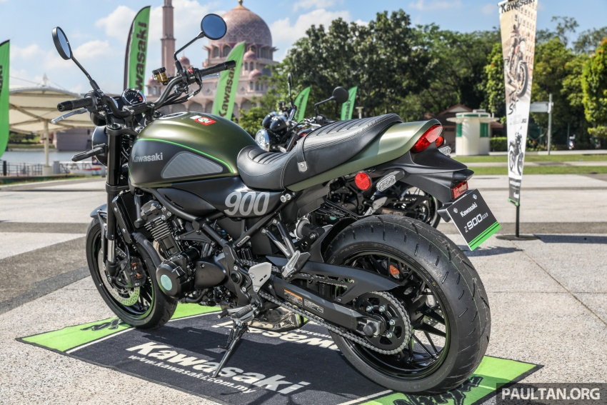 FIRST LOOK: 2018 Kawasaki Z900RS – from RM67,900 Image #789999