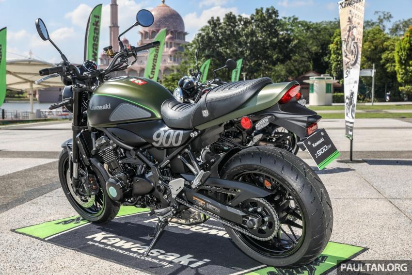 PANDANGAN AWAL: Kawasaki Z900RS – rupa sahaja klasik, tapi kualiti tunggangan dan kelengkapan moden Image #790653