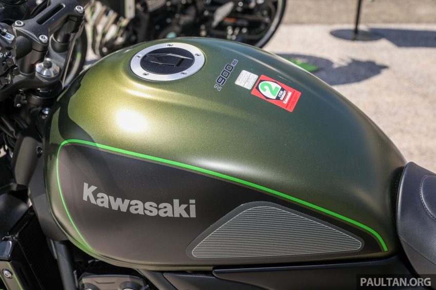 FIRST LOOK: 2018 Kawasaki Z900RS – from RM67,900 Image #790037