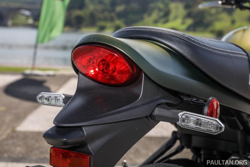 PANDANGAN AWAL: Kawasaki Z900RS – rupa sahaja klasik, tapi kualiti tunggangan dan kelengkapan moden Image #790696