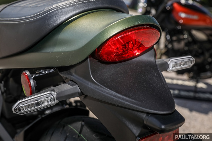 FIRST LOOK: 2018 Kawasaki Z900RS – from RM67,900 Image #790046