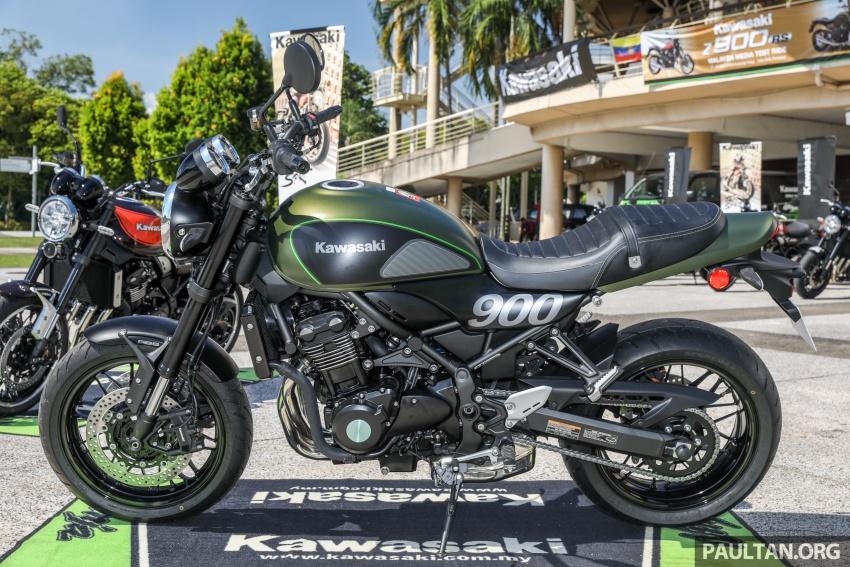 PANDANGAN AWAL: Kawasaki Z900RS – rupa sahaja klasik, tapi kualiti tunggangan dan kelengkapan moden Image #790655