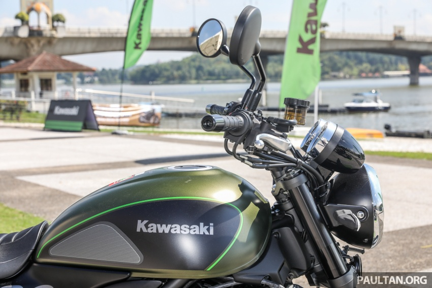 FIRST LOOK: 2018 Kawasaki Z900RS – from RM67,900 Image #790005