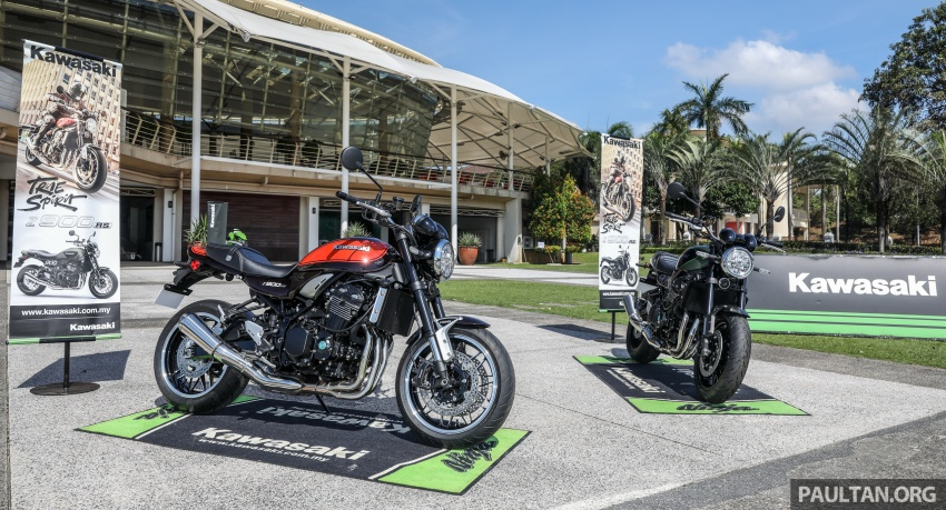 FIRST LOOK: 2018 Kawasaki Z900RS – from RM67,900 Image #789918