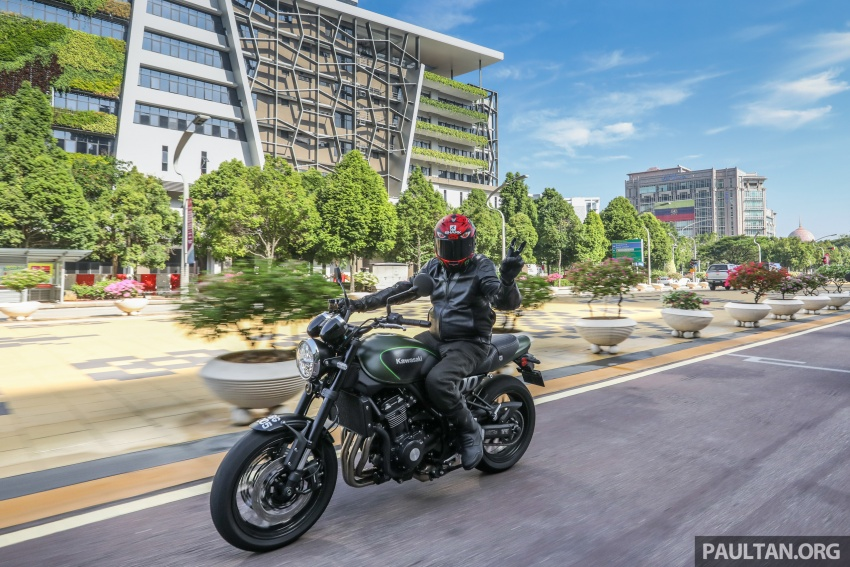 FIRST LOOK: 2018 Kawasaki Z900RS – from RM67,900 Image #789929