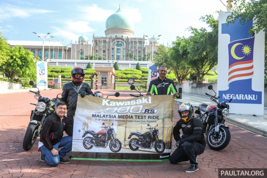 FIRST LOOK: 2018 Kawasaki Z900RS – from RM67,900 Image #789933
