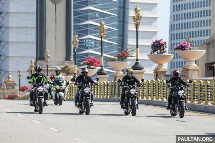 FIRST LOOK: 2018 Kawasaki Z900RS – from RM67,900 Image #789936