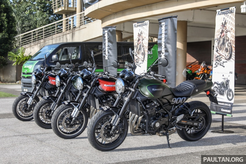 FIRST LOOK: 2018 Kawasaki Z900RS – from RM67,900 Image #789919