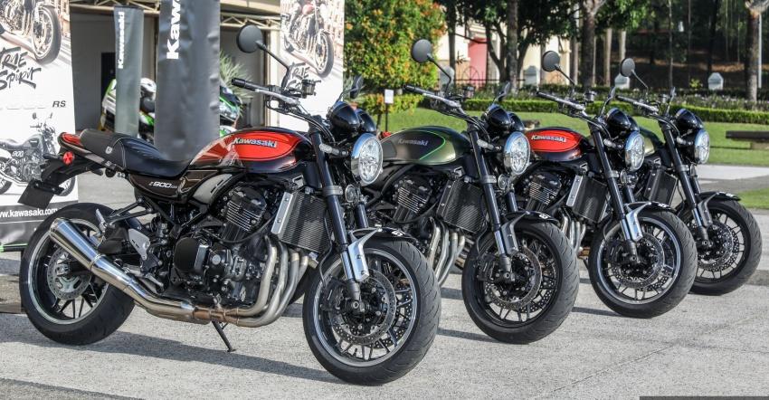 PANDANGAN AWAL: Kawasaki Z900RS – rupa sahaja klasik, tapi kualiti tunggangan dan kelengkapan moden Image #790576