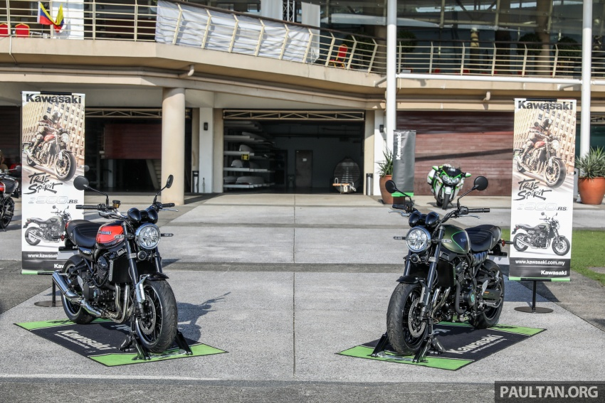 FIRST LOOK: 2018 Kawasaki Z900RS – from RM67,900 Image #789921