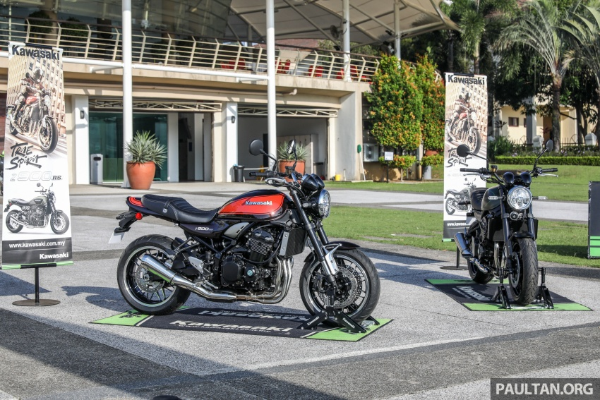 FIRST LOOK: 2018 Kawasaki Z900RS – from RM67,900 Image #789922
