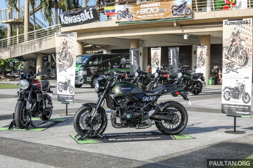 FIRST LOOK: 2018 Kawasaki Z900RS – from RM67,900 Image #789923